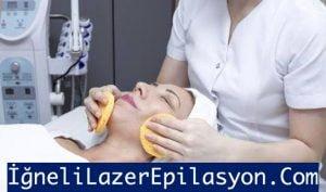 iğneli lazer epilasyon pudra