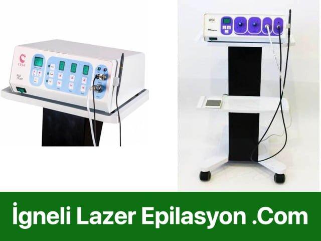 Cesa Epiflash-Epitherm İğneli Epilasyon Cihazı Nasıl? Kullananlar